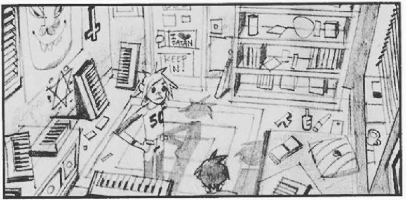 D-Day is coming, gonna be in a collab video made by @Ashesfordayz with a bunch of other cool artists! AWESOME SAUCE! #Gorillaz #DDay<br>http://pic.twitter.com/ILsJEAMOu4