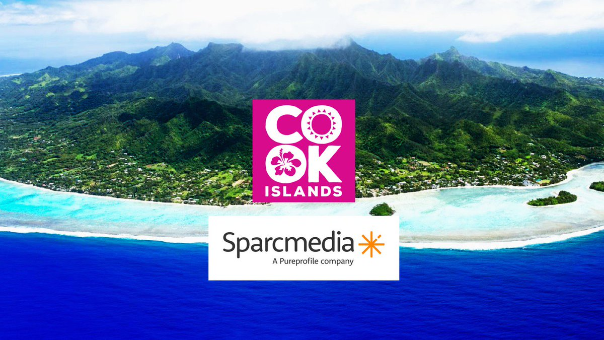 Sparcmedia backed its Cook Islands programmatic campaign with a Brand Impact Study to measure results. Read more https://t.co/slQHh8B3ec https://t.co/2LHUQmXtrL