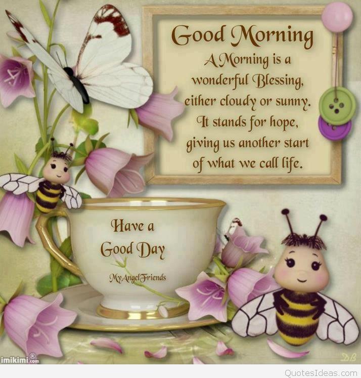Good Morning My Beautiful Friend Quotes: ~MeL♑ (@Chuca_85)