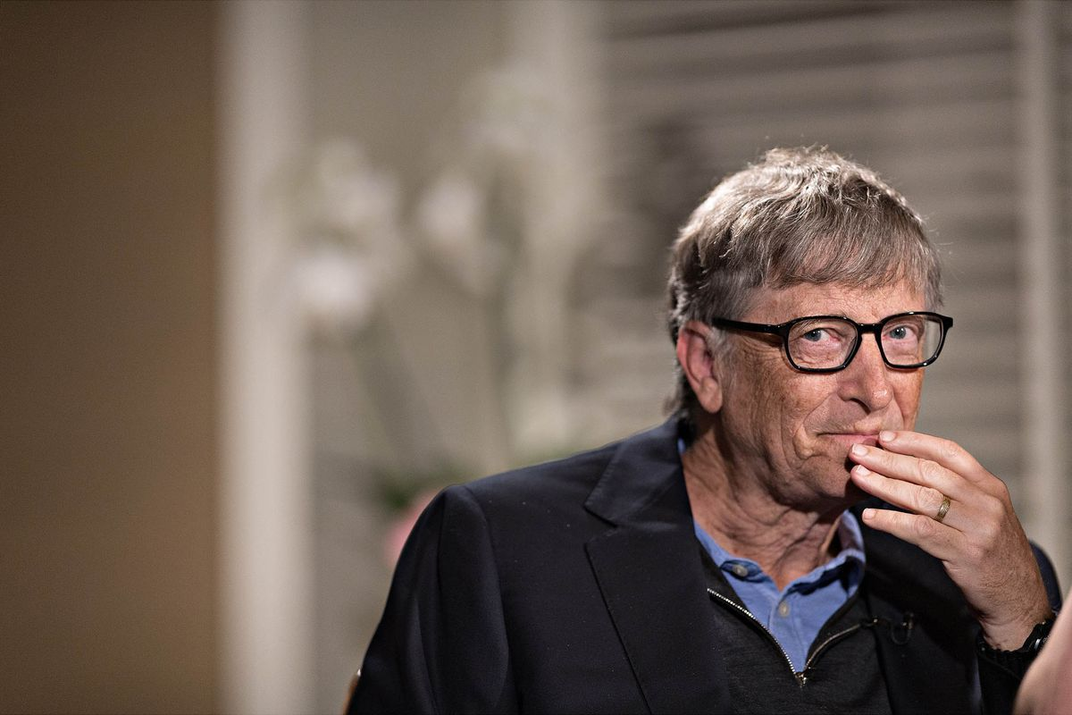 Gates Makes Largest Donation Since 2000 With $5 Billion Gift   http:// j.mp/2vK9tkJ  &nbsp;   #philanthrophy #giving #charity<br>http://pic.twitter.com/xqkrRpQOWd