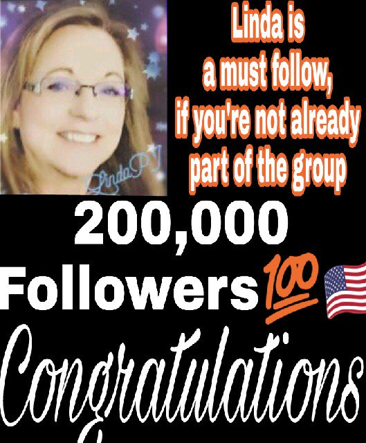#Congratulations to @PJStrikeForce #Follow Linda Everybody&#39;s doing it!  tweets and a very nice Lady  <br>http://pic.twitter.com/1b97jhQNrG