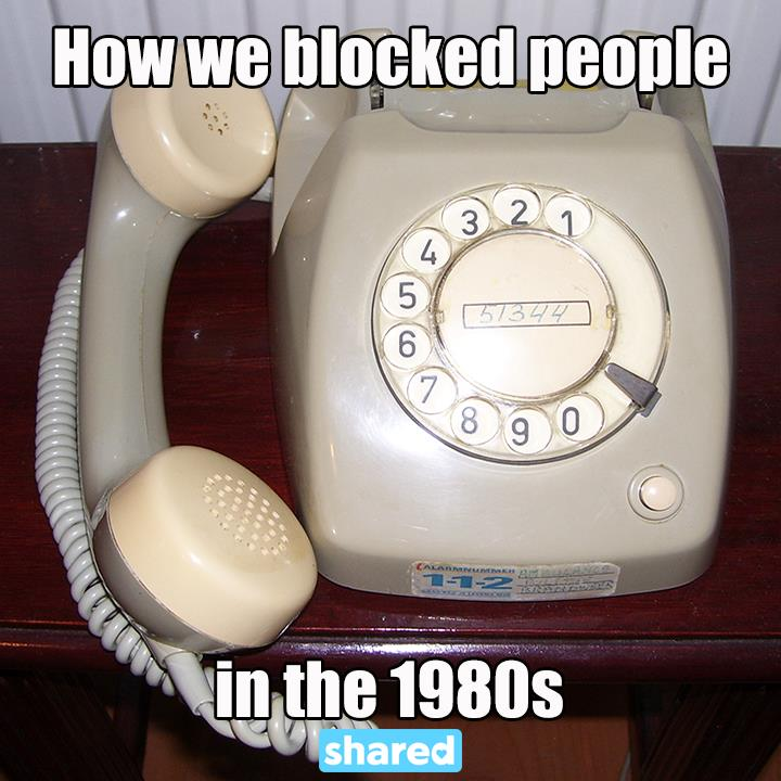 A Visual Guide To Blocking Phone Calls In 1980   http:// dld.bz/e9WBE  &nbsp;    #phone #1980 #80s #howto #guide<br>http://pic.twitter.com/zIbrwkK0u4
