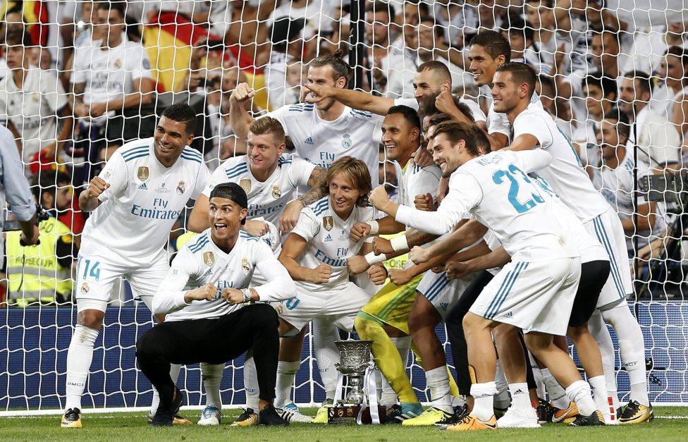 #RealMadrid #SupercopadeEspana #HalaMadrid #thebest #Asensio and #Benzema r #fantastic<br>http://pic.twitter.com/hBT0BGxtJP