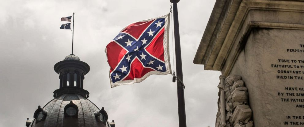 Before questioning statue removal, Trump supported taking down Confederate flag https://t.co/9AgHuJi9LT