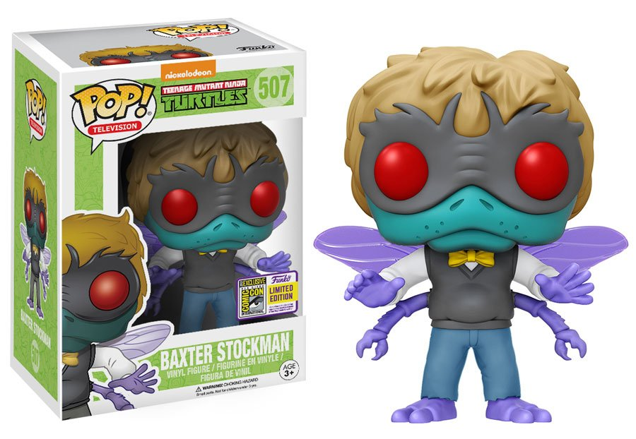 RT & follow @OriginalFunko for the chance to win an #SDCC 2017 exc...