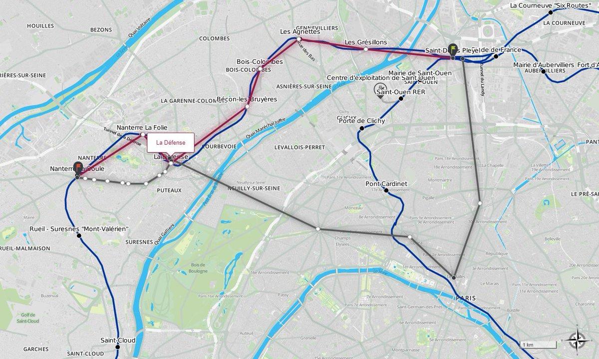 Grand Paris Express on Twitter: \