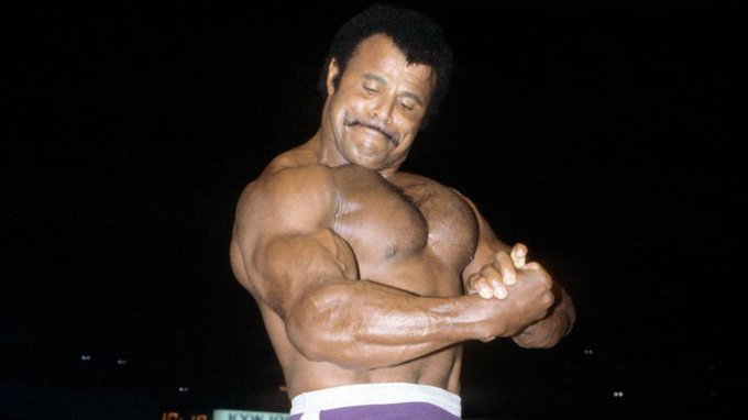 Happy Birthday Rocky Johnson Sr!