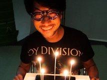 Happy Birthday Hideo Kojima! Have a grim cake!