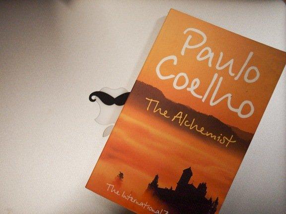 of my favorite book and best writer in the world.. birthday day paulo coelho.....