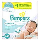 #2: Pampers Baby Wipes Sensitive 7X Refill, 448... #baby #love #cute #win #handmade &gt;&gt; http:// tinyurl.com/ycnd5gwa  &nbsp;  &lt;&lt;<br>http://pic.twitter.com/pAIAzNn4OI