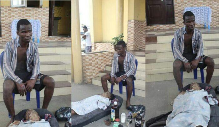 Ritual Killing: Rivers Police arrests second suspect dlvr.it/PhG6tB #News #Nigeria
