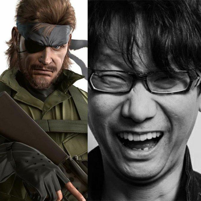 Happy Birthday Hideo Kojima!