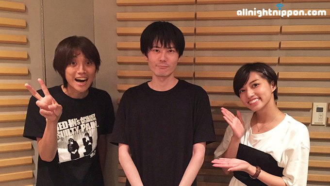 輝 ラジオ 昂 内山 ハイキュー!! 烏野高校放送部!