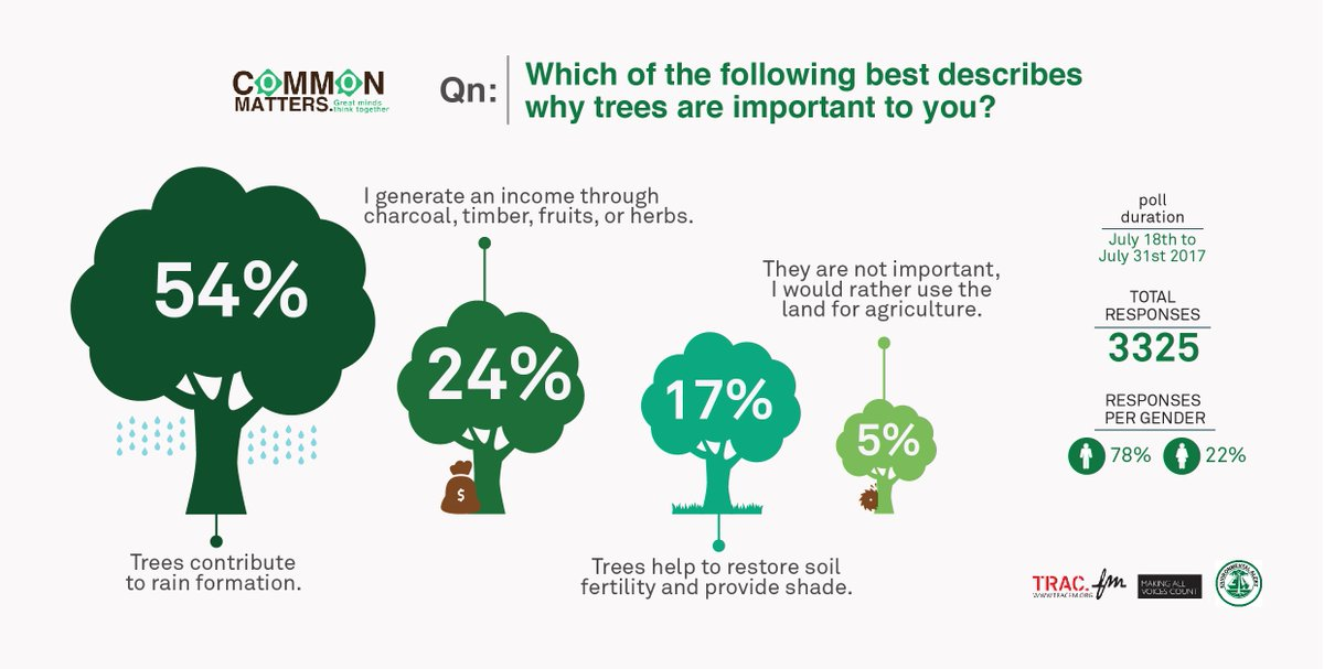 why are trees important