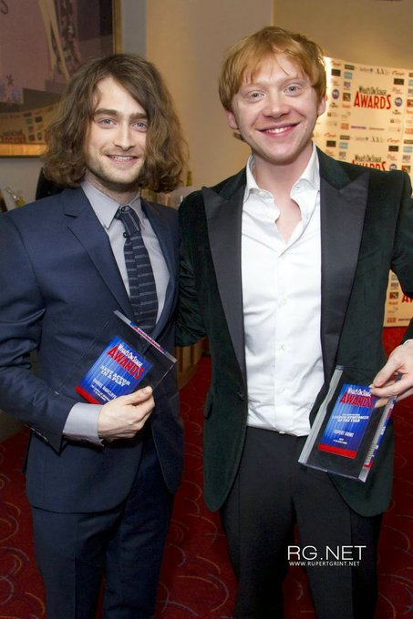 HAPPY  BIRTHDAY Rupert Grint   Rupert & Dan                    ...