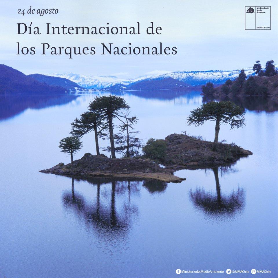 Hoy se celebra el Día Internacional de los Parques Nacionales. ¡Disfrútalos y respétalos!