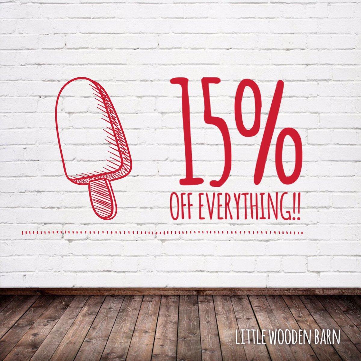 Summer Sale Now On  15% off all orders until 30th August #handpainted #personalised #keepsakebox   https://www. etsy.com/uk/shop/Little WoodenBarn &nbsp; … <br>http://pic.twitter.com/qBTl7nN3tf