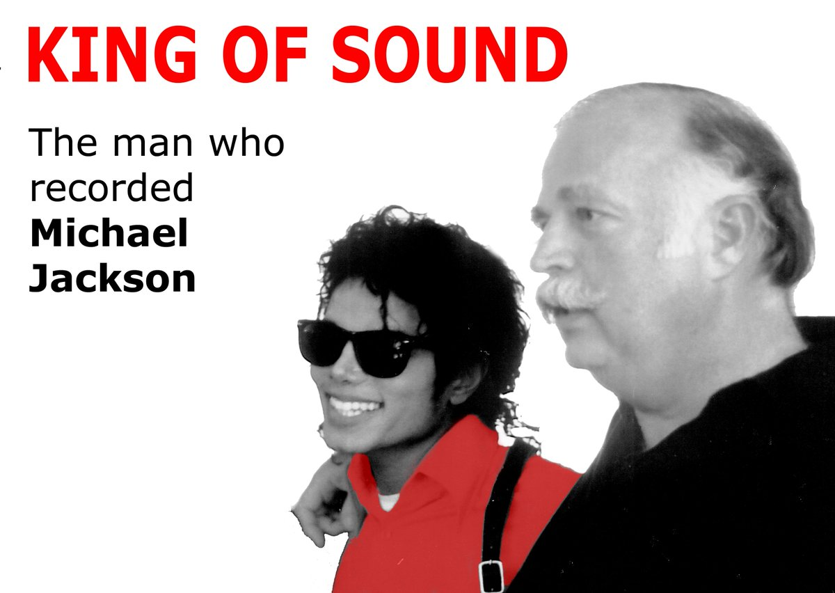 King Of Sound, The Man Who Recorded #MichaelJackson by @garethmaynard  Discover the secrets of the Jackson sound ! #MJFam #MJMusicDay #Lille <br>http://pic.twitter.com/EXM79qTOLq