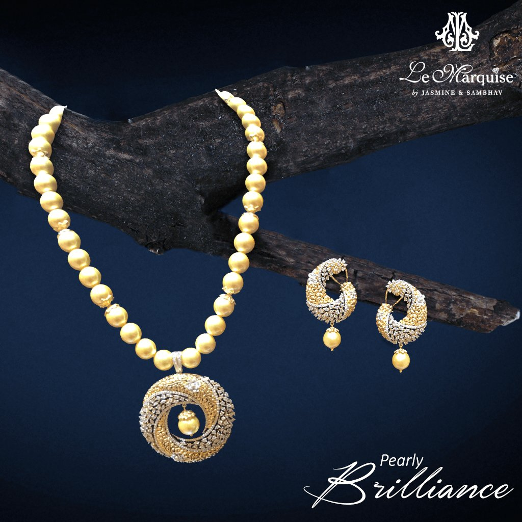 Pai jewellers gold necklace designs latest indian jewellery designs - 0 Replies 0 Retweets 2 Likes