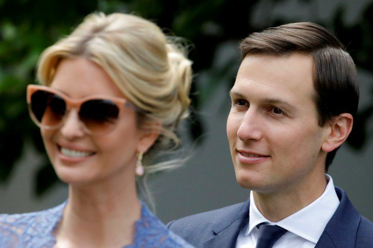 Kushner and Ivanka reportedly couldn't temper Trump's Charlottesville response because they were on vacation https://t.co/koLw7Iwcdk