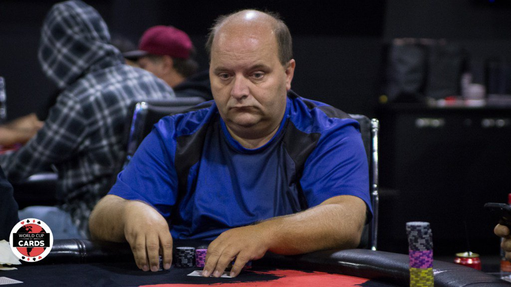 Denis Lebel leads the last 20 players https://t.co/6zcuw64Mno https://...