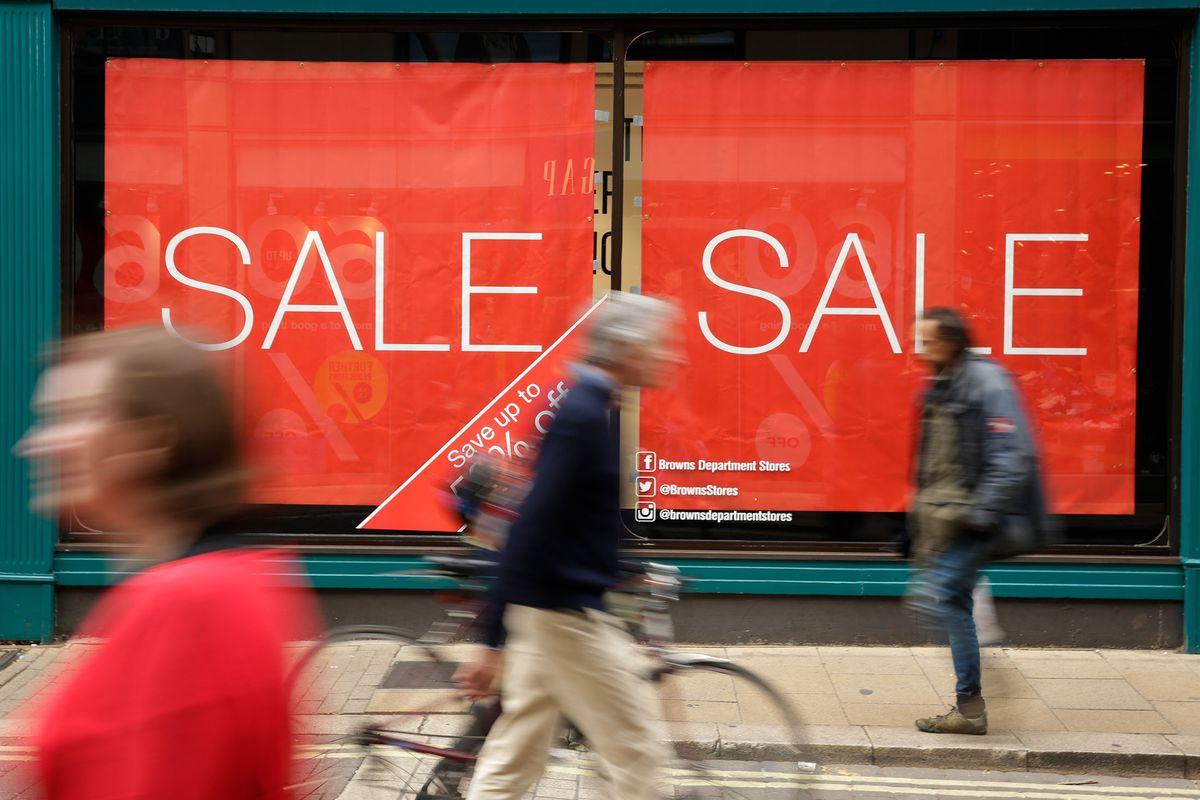 U.K. shoppers ramp up the penny-pinching to beat price hikes https://t.co/TNFz69jGqu