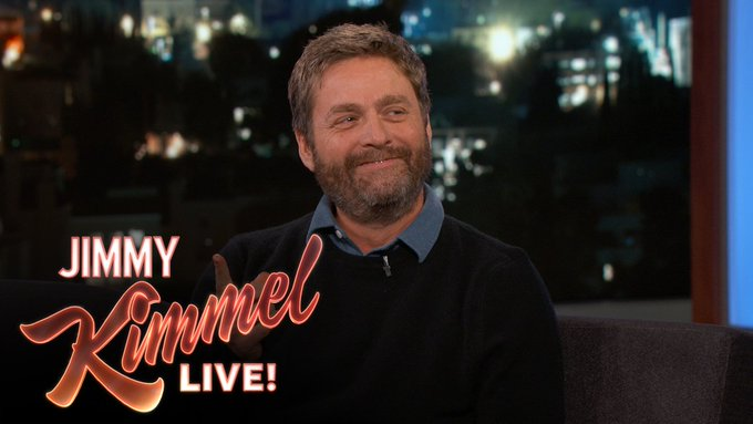 Zach Galifianakis talks about a late great #DinnerwithDon… @DonRickles @GalifianakisZ https://t.co/vddIxQ8o6L