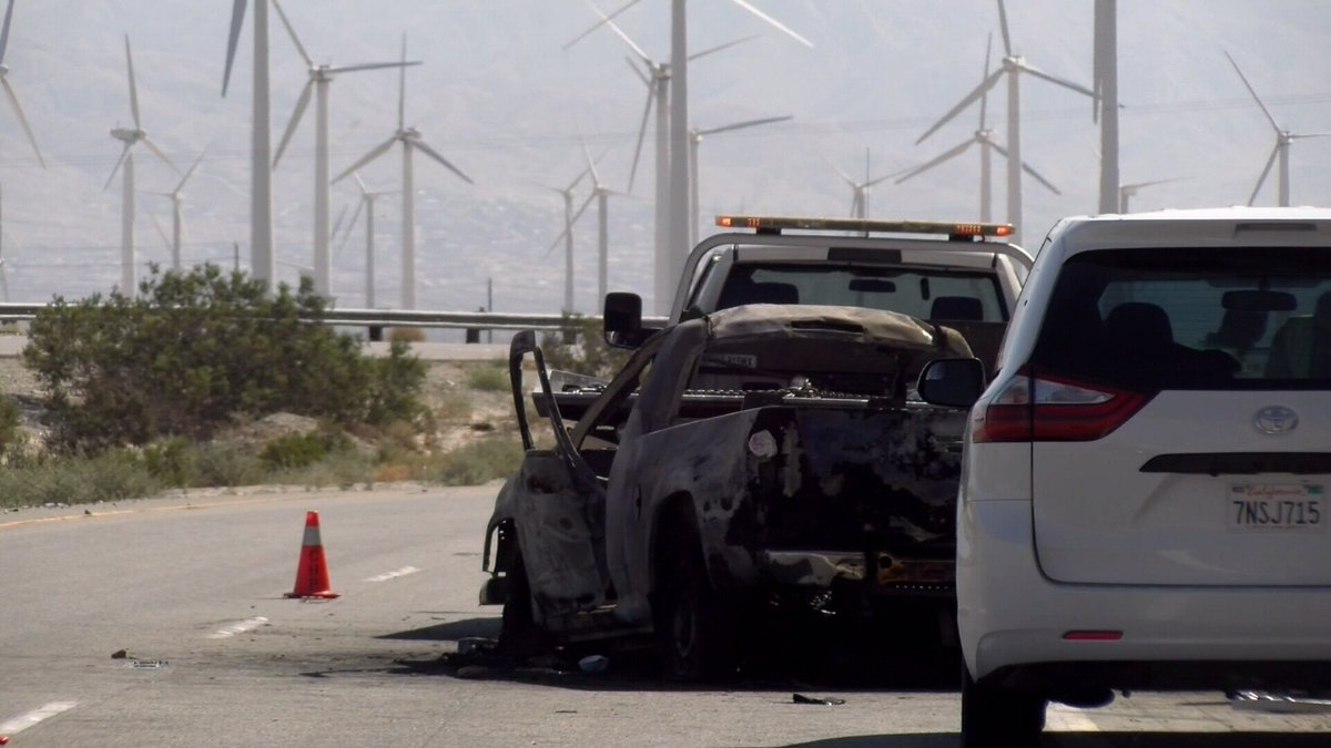 Coroner's office identifies man killed in Sunday morning crash in Palm Springs https://t.co/IXs6DYB5Ie