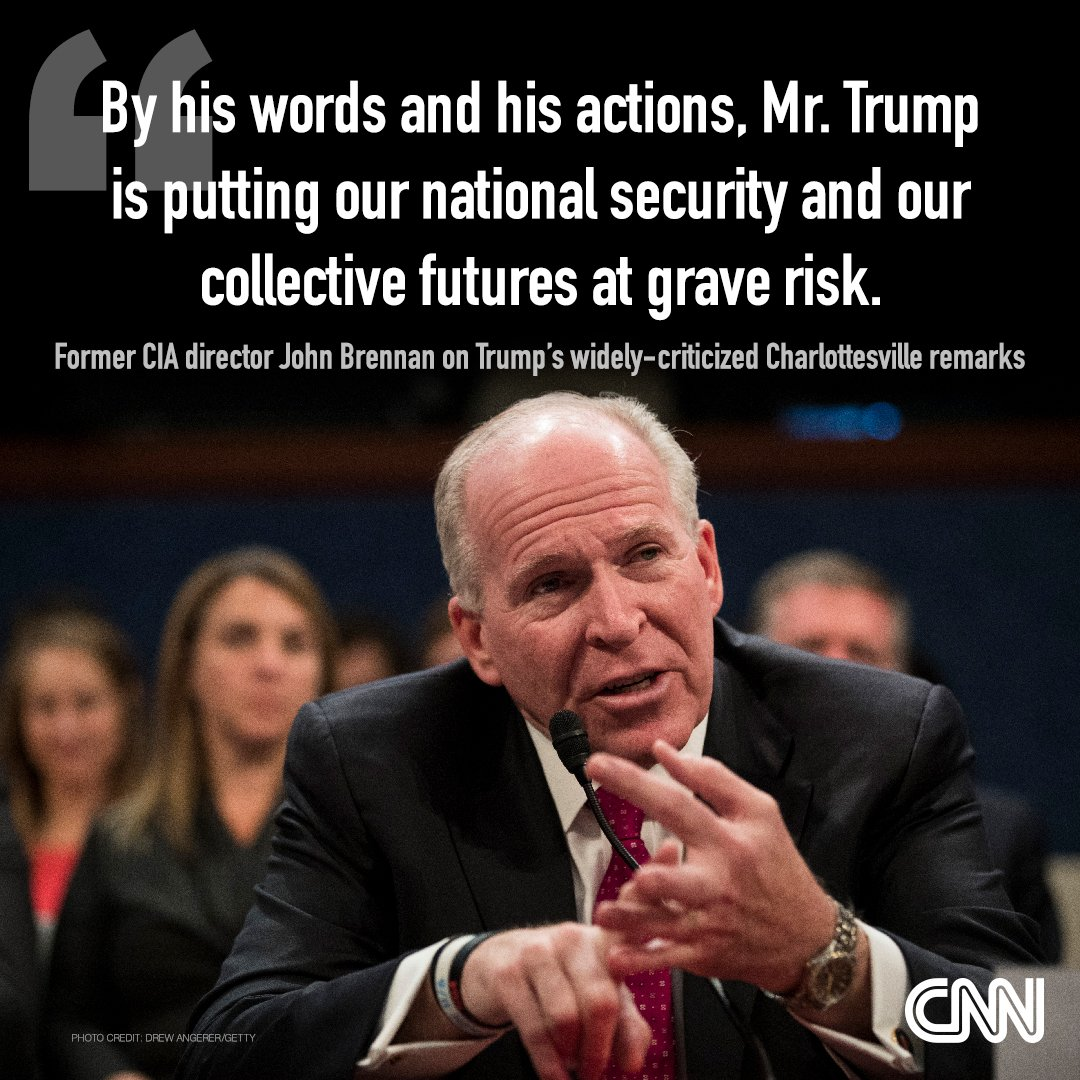"""Former CIA director John Brennan says Trump is putting 'national security and our collective futures at grave risk"""" https://t.co/JyAOJXkVZg"""