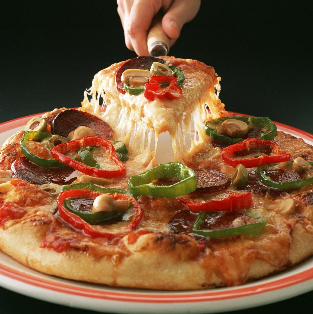 Тесто для пиццы рецепт самый простой