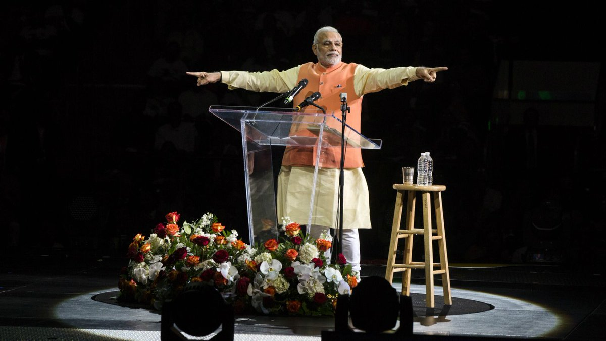 An economist explains why Narendra Modi winning 2019 won't translate into big-bang reforms https://t.co/JkXsRhj2z4
