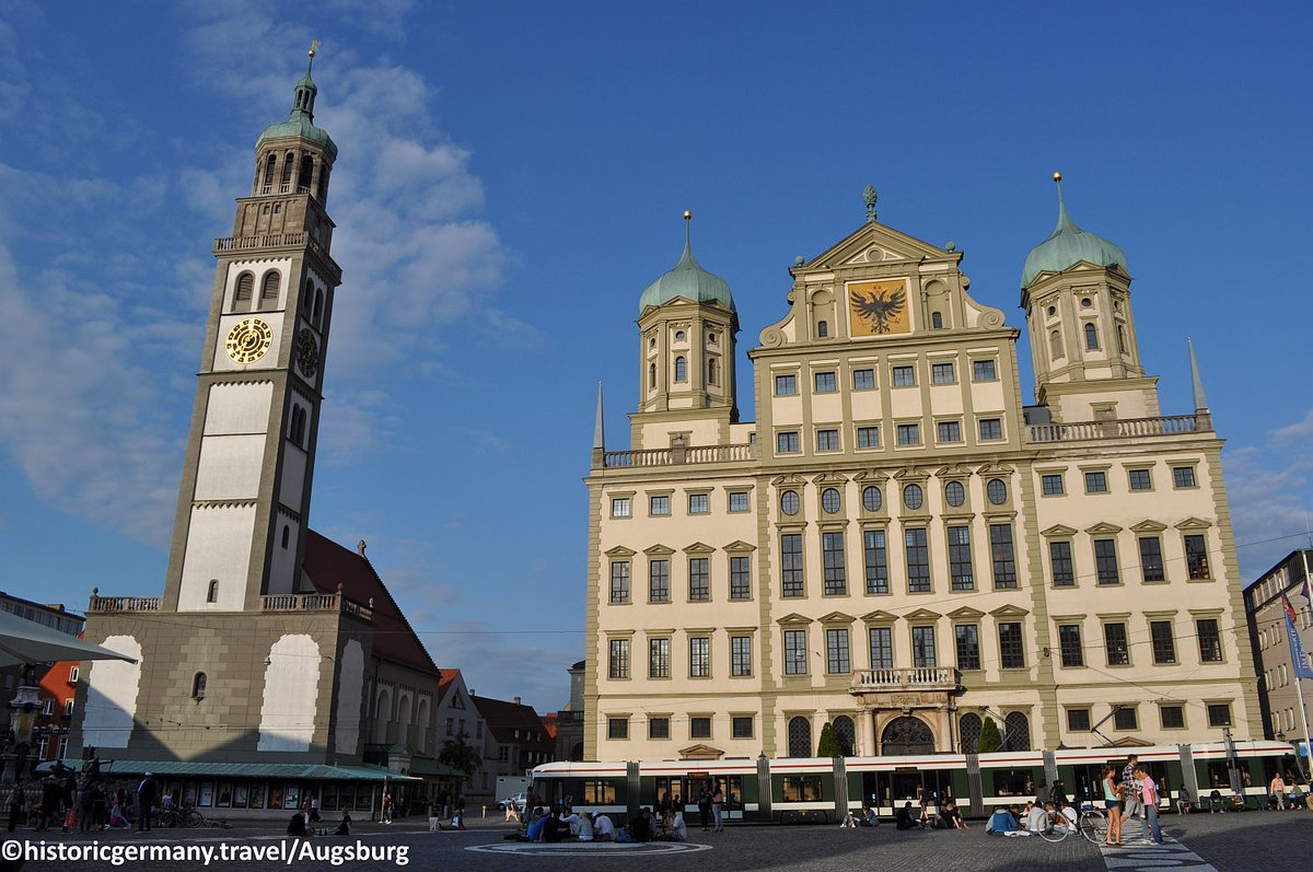 Did you know? #Augsburg is the only city in #Germany to have its own public holiday (August 8). #WeAreGermany #WeareGermany<br>http://pic.twitter.com/GSO8EXIrTd