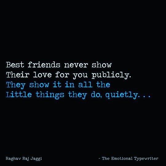 emotionaltypewriter en best friend love 💜 quotes