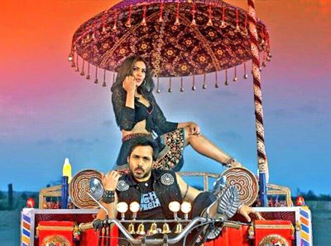 Playful Lilt + Romance + Shararat + Bina Rap Wala Remix!  #SochaHai is out to win hearts! #Baadshaho https://t.co/zoHYaz76Rk https://t.co/1eZUMeZ390