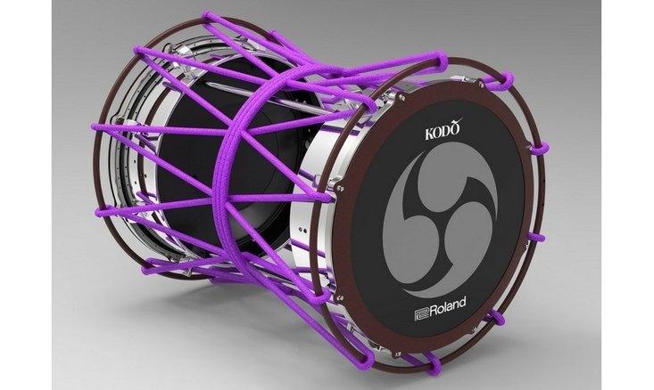 ついに和楽器も電子化。ローランドと太鼓芸能集団「鼓童」が共同開発したエレクトリカル和太鼓 https://t.co/WoY6PMV8fo