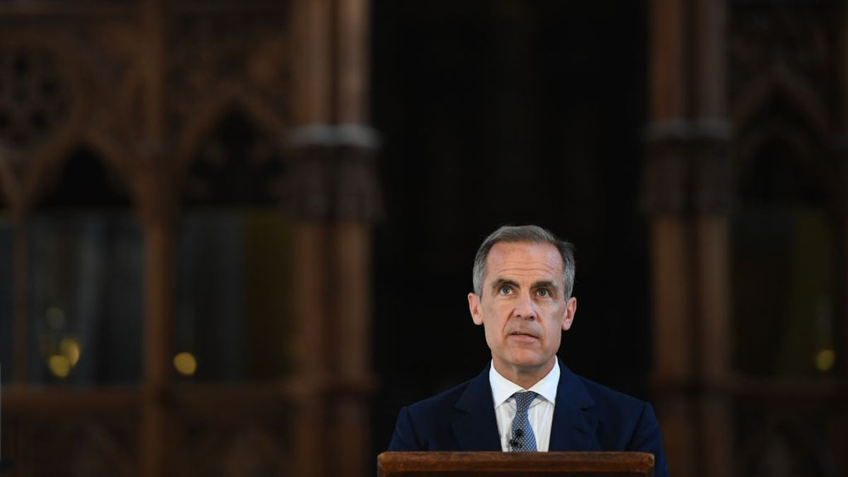 Mark Carney, 'unreliable boyfriend' of U.K. economy, will have a chance to prove worthy https://t.co/nBkotsB4W0