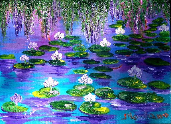 ###art ##Lille ###famouslastwords ###Inna#Monotano##Painted###MANY OTHER ##FAMOUS ALSO PAINTED##water LILLY###LIKE CLAUDE###<br>http://pic.twitter.com/PpF1iiNd7q