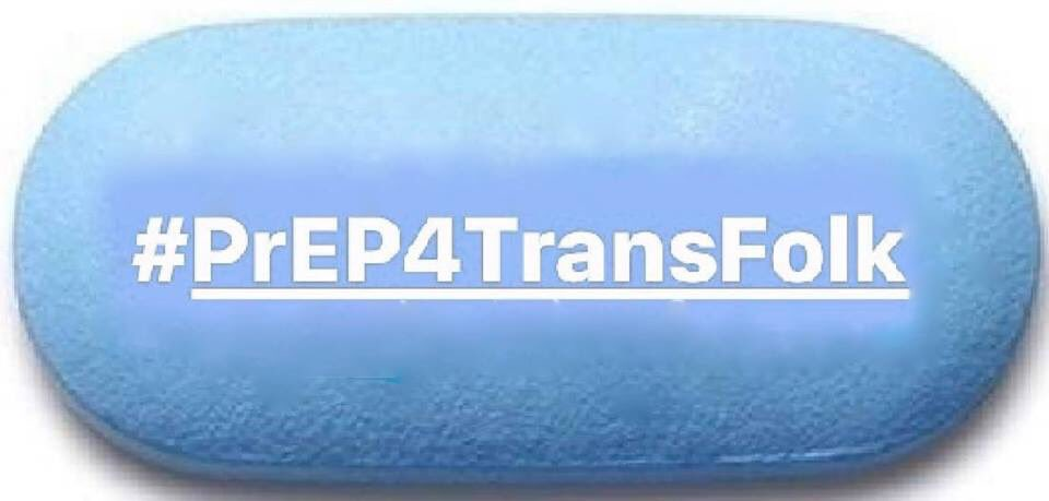 #PrEP4TransFolk with informed support when needed with adherence #PrEP works Inclusive #HIV prevention <br>http://pic.twitter.com/DEIw21RWrZ