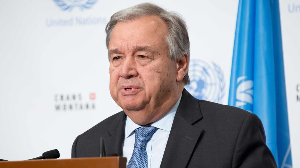 UN Secretary General @antonioguterres : Racism, xenophobia and Islamophobia must be opposed by everyone in world.