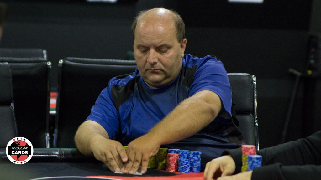 Denis Lebel oversees Day 1I qualifiers https://t.co/FAsqRD9vXB https:/...