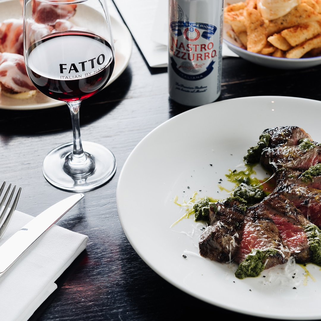 Planning #FathersDay? Make it special at @fattomelbourne with 2 courses for $50 or 3 courses for $60. Call #fattomelbourne for bookings<br>http://pic.twitter.com/Vx1TTdofQb