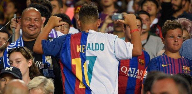 Sem Neymar, mas com Messi e Ronaldo: 7 motivos para acompanhar o Espanhol https://t.co/txGsOs8QRO
