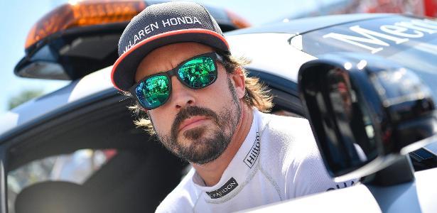 Acidentes em outras categorias não assustam Alonso. Nem nos ovais da Indy https://t.co/8YftPwceku