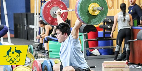 6 Australian weightlifters ready to take on Asia's best at Ashgabat 2017 🏋️♀️🏋️  @awfcomau  https://t.co/6qMeaFIqOK