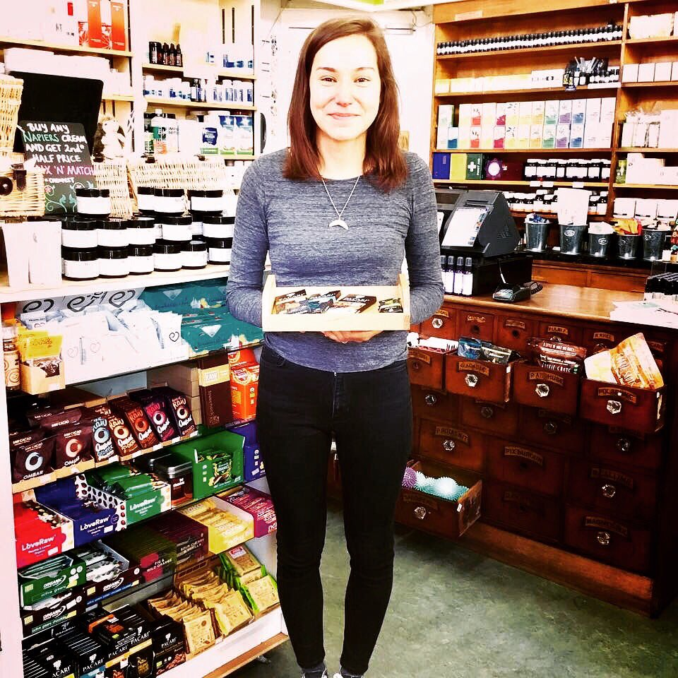 The lovely folks at @PacariUK #Organic #Chocolate will be in our shop TODAY 12.30pm - 2.30pm for a CHOCOLATE TASTING SESSION! #Edinburgh<br>http://pic.twitter.com/ZWFvut7zey