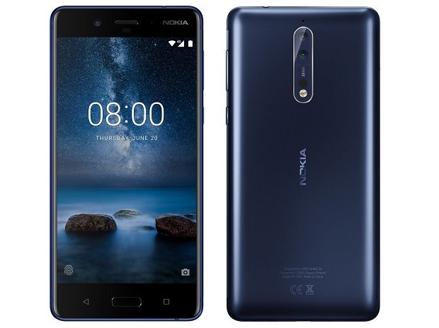 New #Nokia8 phone unveiled, targets surging demand for video-streaming https://t.co/wv6S71WO8y