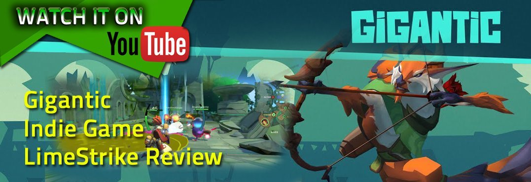 Gigantic - LimeStrike #Review - #Free to Play  http:// bit.ly/2w4AstP  &nbsp;   #strategic #hero #shooter #battle  #indiedev #indiegame #gamedev<br>http://pic.twitter.com/7oKzVnnkzO