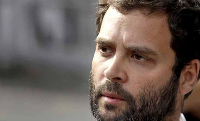 PM Modi's 'Make in India' has failed, says #RahulGandhi https://t.co/IiSGlLtTjr