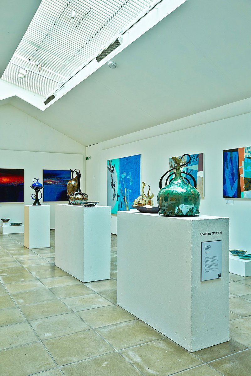 We are really pleased to be #sponsoring @Coastal_Gallery at @ArtSway this year. The exhibition of #modern #artwork opens in just 2 days!<br>http://pic.twitter.com/BwrKqIKIWr