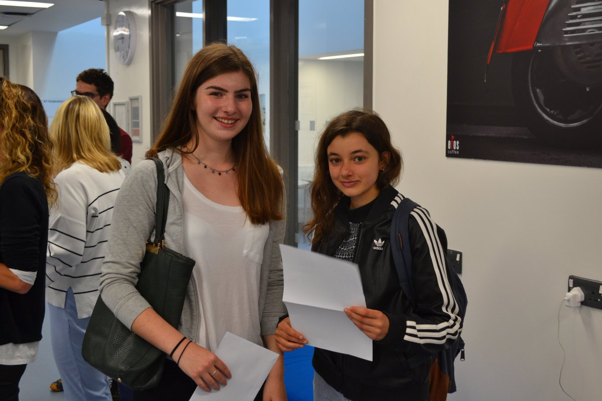 """Orleans Park School on Twitter: """"Best ever A Level results! 100% pass rate. Congratulations to all our students! #alevelresultsday #alevelresults ..."""